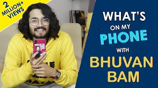 Bhuvan Bam Aka BB Ki Vines: What's On My Phone | Phone Secrets Revealed | India Forums thumbnail