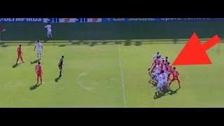 VAR pifa e gol do Inter é validado sem revisão. Cano perde pênalti mal marcado. Fla joga mal e vence