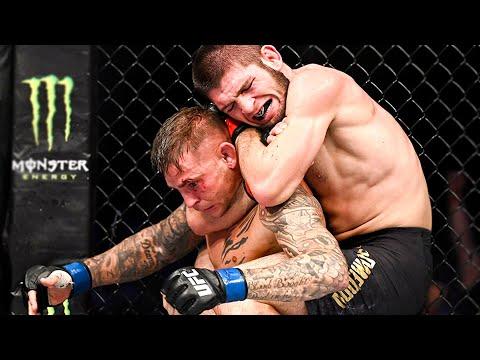 БОЙ ХАБИБ НУРМАГОМЕДОВ ПРОТИВ ДАСТИНА ПОРЬЕ ! ПОЛНЫЙ ОБЗОР БОЯ / UFC 242