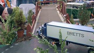 Tamiya Truckin Meccano Bridge