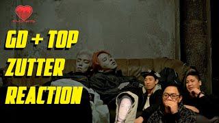 [4LadsReact] BIG BANG (GD&TOP) - ZUTTER (쩔어) MV Reaction