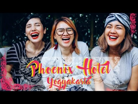 Tiga Mami Kece in Phoenix Hotel, Yogyakarta