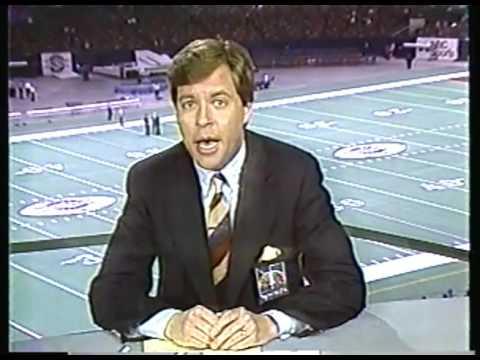 NFL - 1986 - Super Bowl XX - Chicago Bears VS New England Patriorts - NBC PreGame & 1st Half