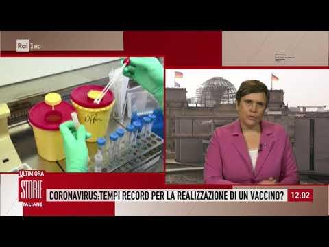 Berlino, Coronavirus: tempi record per la realizzazione di un vaccino? - Storie italiane 16/03/2020