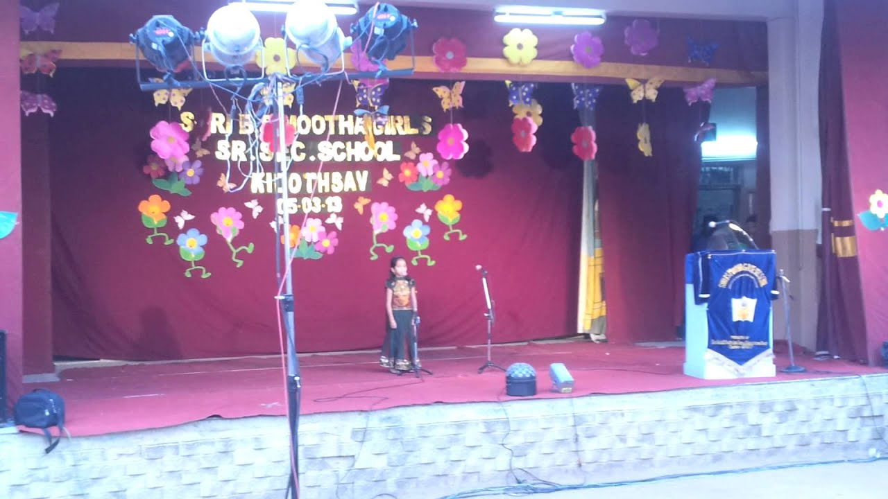 welcome speech for school annual function Could please give samples of welcome speech for school annual function.