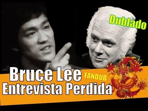 Bruce Lee Entrevista Perdida COMPLETA - DUBLADO FANDUB