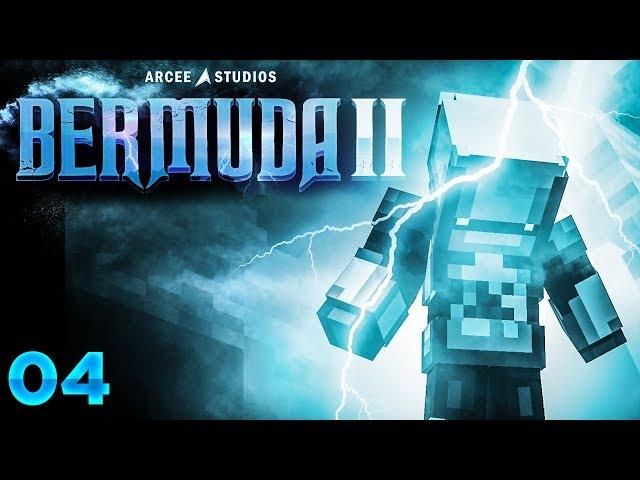 Das Gibbson Projekt  🔥 Minecraft BERMUDA 2 #04 | Louis Angerer