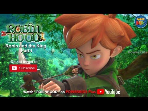 Download Robin Hood | Season 2 | Robin And The King I | PowerKids Plus