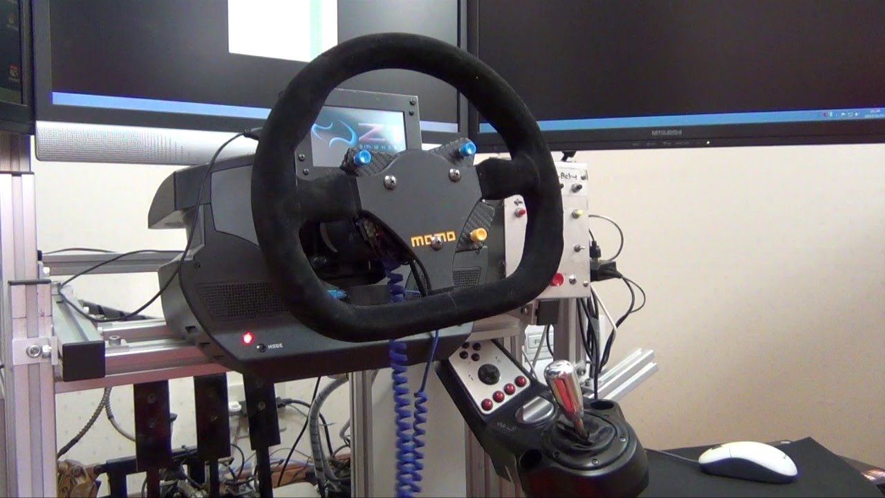 Mod Thrustmaster T500 RS