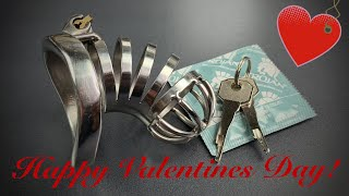 835-chastity-cage-picked-with-a-condom-wrapper-happy-valentines-day