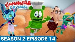 "Gummy Bear Show S2 E14 ""Ready Pancake One"" Gummibär And Friends"
