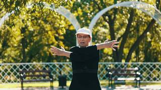 64 летняя Тамара все лето вела бесплатные занятия йогой в Минске