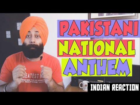 INDIAN Reaction on PAKISTAN NATIONAL ANTHEM 👍 #108   Coke Studio   Sanmeet Singh