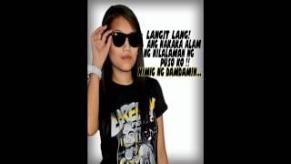 Repeat youtube video Langit Lang JE Beats by Curse One, Aphryl, Lux, Kejs & Vlync Breezy