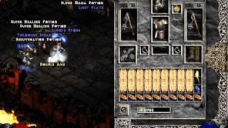 Diablo 2 War Cry Barbarian Vs Chaos Sanctuary