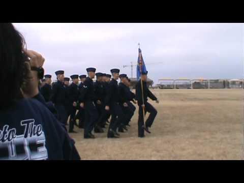 U.S. Airman cadence Flight 120