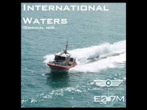 Cobalt Infusion - International Waters (Original Mix)