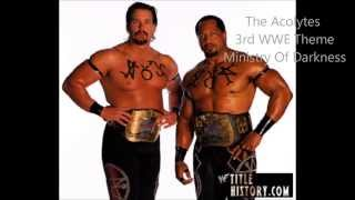 Download The Acolytes 2nd,Viscera 1st & Mideon WWE Theme MP3 song and Music Video