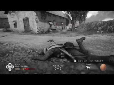 Battlefield 1 PS4 Pro LiveStream