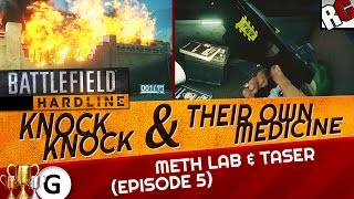 Battlefield: Hardline - THEIR OWN MEDICINE and KNOCK KNOCK Achievement / Trophy Guide  (Episode 5)