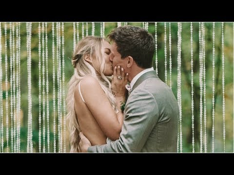 OUR WEDDING VIDEO! // ALEX & DANIEL