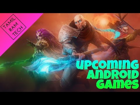 Upcoming android games | CGI Trailers