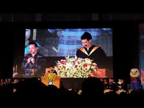 Jeremy Lin's Speech in National Chengchi University