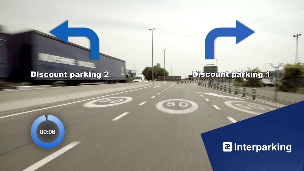 Code promo parking p4 brussel