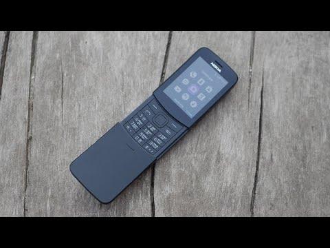 Nokia 8110 4g обзор - лучший кнопочный телефон 2020