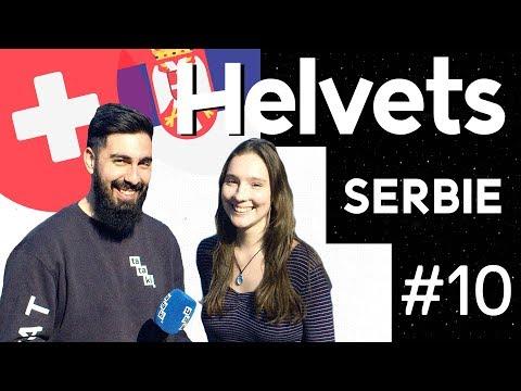 Serbie : plutôt Federer ou Djokovic ? - HELVETS