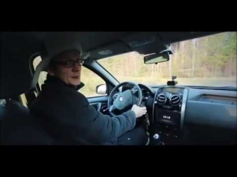 Мега ржач прикольный обзор новый Renault Duster Рено Дастер для нищебродов