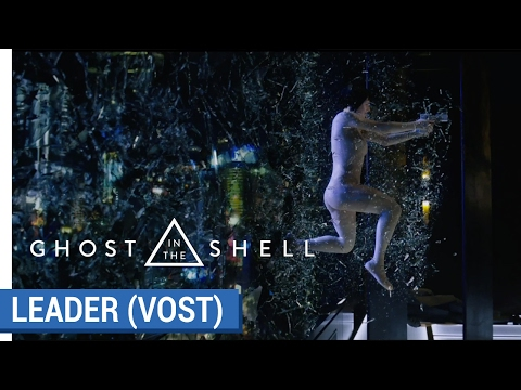 GHOST IN THE SHELL | Leader Spot | VOSTFR | Paramount Pictures France
