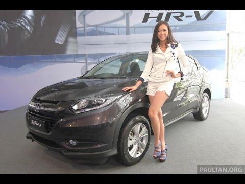 New Cars ,, Promoted 2016 Honda HR-V ,,,, Auto Show