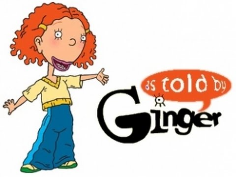 'As Told By Ginger' Intro [DUTCH/NEDERLANDS]