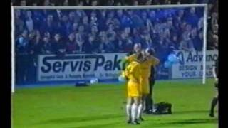 Wycombe v Coventry, League Cup, 1993