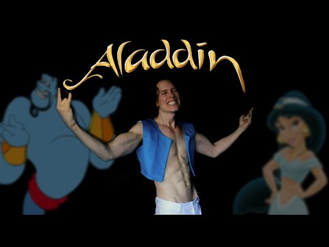 PRINCE ALI goes METAL Disneys Aladdin