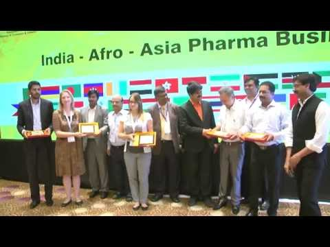 21-23 September 2016, India Afro Asia Pharma Business Meet, Hyderabad