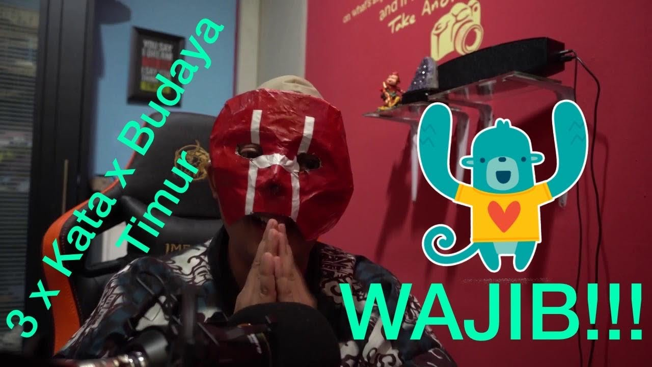 3 X Kata X Budaya Timur #Mr HahaHaChannel