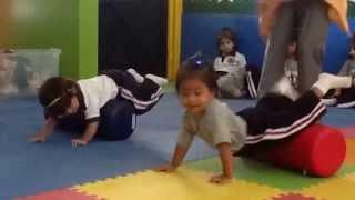 Maternal En Clases De Estimulación