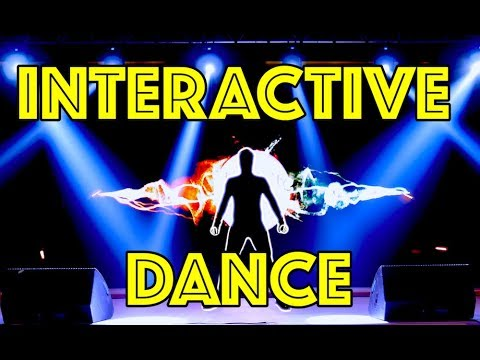 3D Interactive LED Dance Performance |...