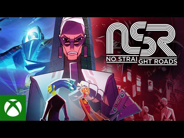 No Straight Roads - Gameplay Trailer