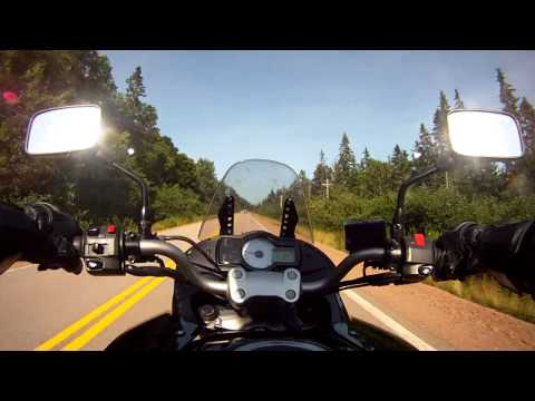 Route 209 - Advocate Harbour to Parrsboro with Go Pro