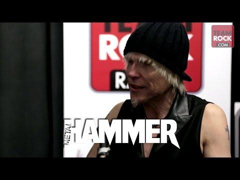 Metal Hammer's Golden Gods - Michael Schenker Interview   Metal Hammer