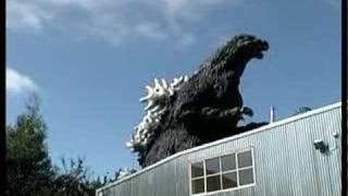 Godzilla Vs. Oakland