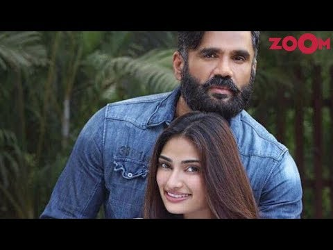 Exclusive: Suniel Shetty talks about Athiya Shetty's upcoming projects! | Bollywood News