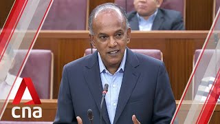 Full speech: Shanmugam on Protection from Online Falsehoods and Manipulation Bill