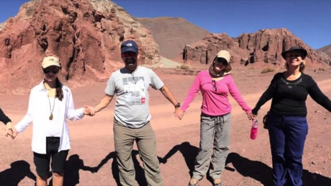 Trilha dos Lobos - Viagem Iniciática Atacama 2014