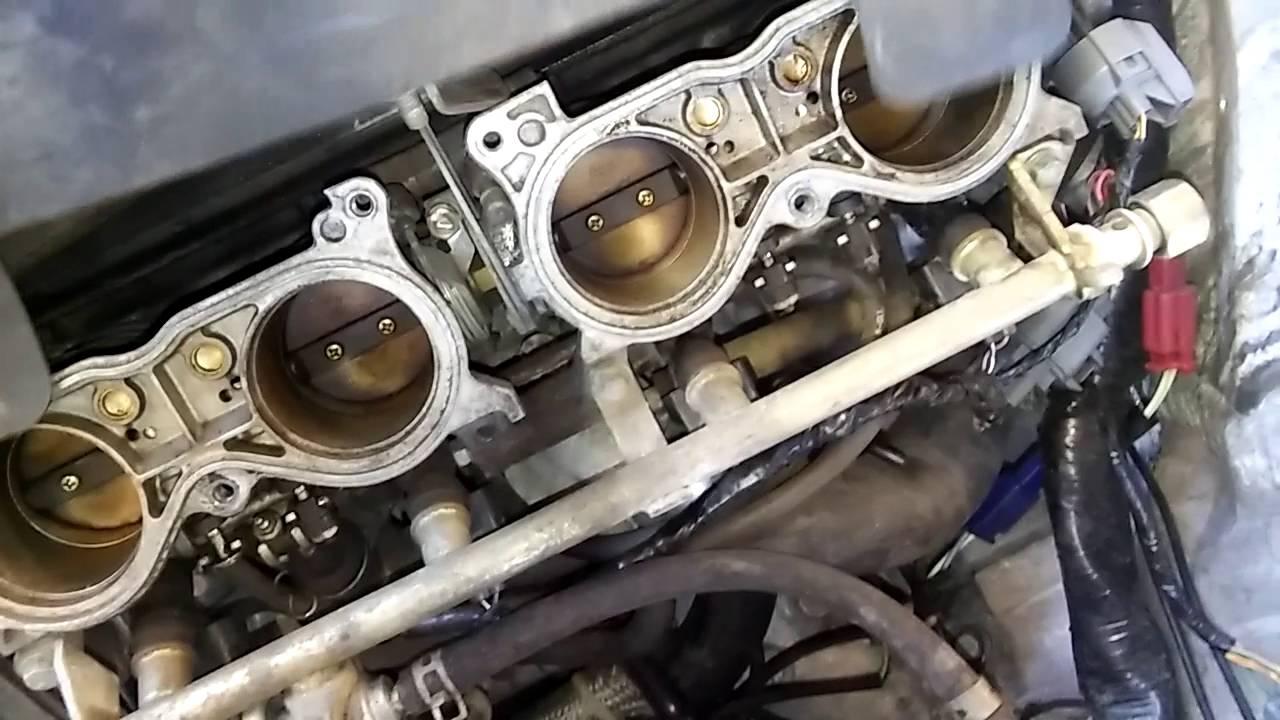 Fixed   Honda Cbr929rr Stumbles During Acceleration