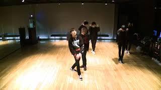 [mirrored & 50% slowed] iKON - LOVE SCENARIO Dance Practice Video