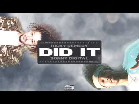 Ricky Remedy - Did It (feat. Sonny Digital) | Dim Mak Records